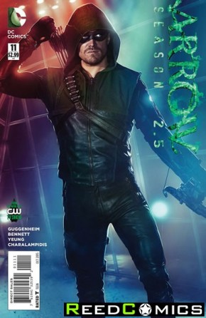 Arrow Season 2.5 #11