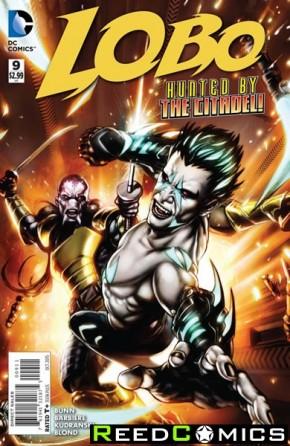 Lobo Volume 3 #9
