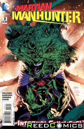 Martian Manhunter Volume 4 #3