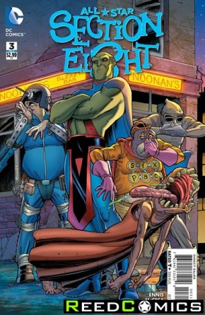 All Star Section Eight #3
