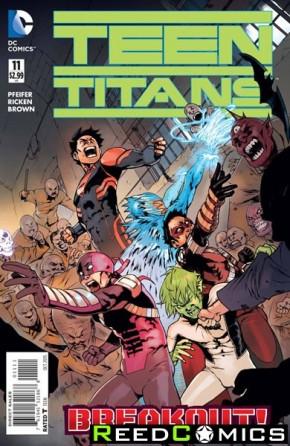 Teen Titans Volume 5 #11