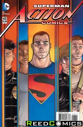 Action Comics Volume 2 #43