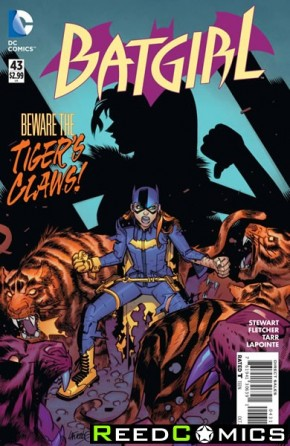 Batgirl Volume 4 #43