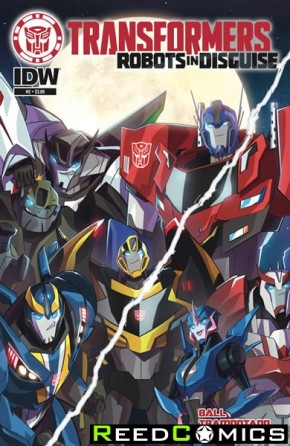 Transformers Robots In Disguise Animated #2