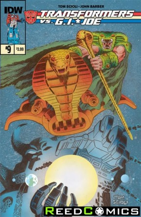Transformers vs GI Joe #9