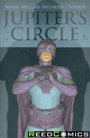 Jupiters Circle #6