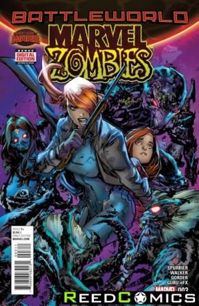 Marvel Zombies Volume 6 #3
