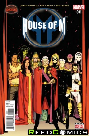 House of M Volume 2 #1