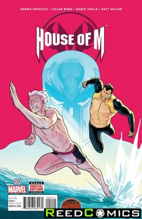 House of M Volume 2 #2
