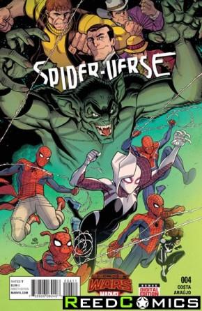 Spiderverse Volume 2 #4