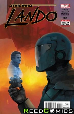 Star Wars Lando #4