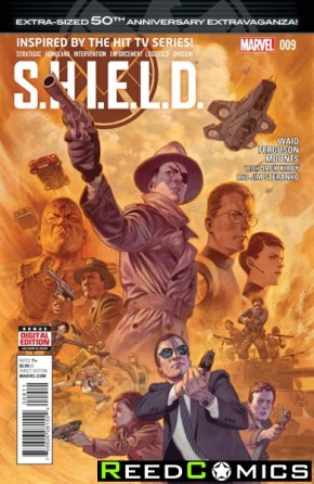 SHIELD Volume 4 #9