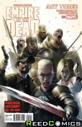 George Romeros Empire of the Dead Act Three #5