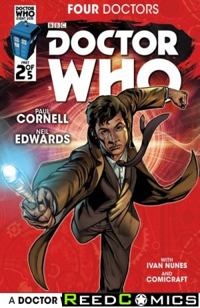 Doctor Who 2015 Four Doctors #2