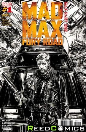 Mad Max Fury Road Max #1 (2nd Printing)