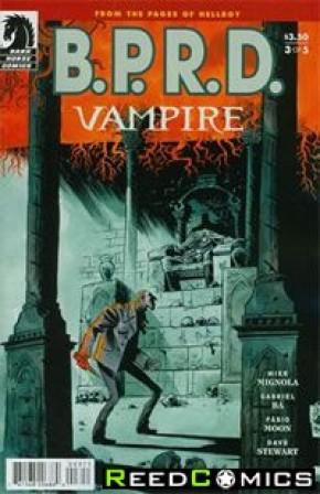 BPRD Vampire #3