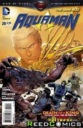 Aquaman Volume 5 #20