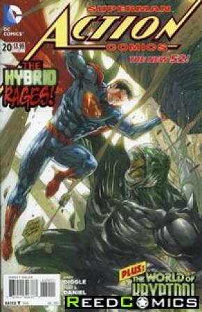 Action Comics Volume 2 #20