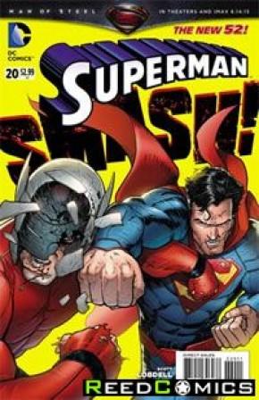 Superman Volume 4 #20