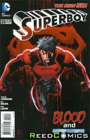 Superboy Volume 5 #20