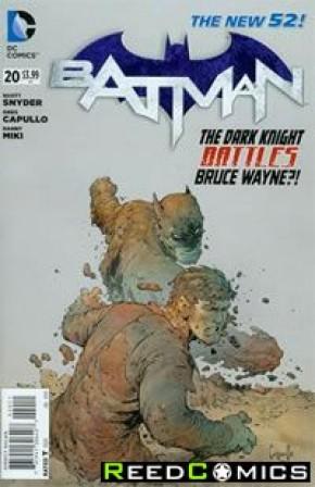Batman Volume 2 #20