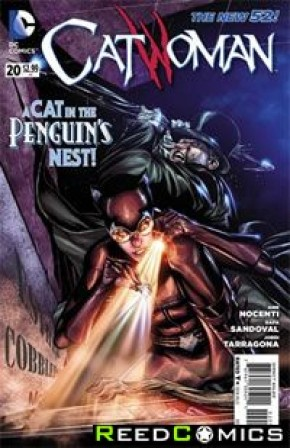 Catwoman Volume 4 #20