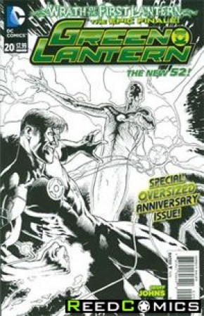 Green Lantern Volume 5 #20 (1 in 25 Incentive)