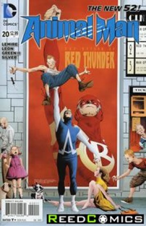 Animal Man Volume 2 #20
