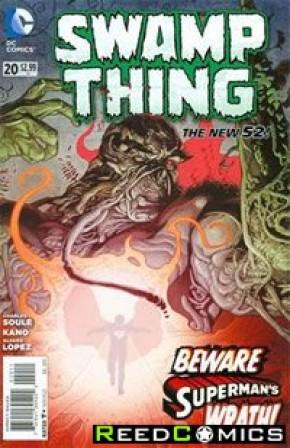 Swamp Thing Volume 5 #20