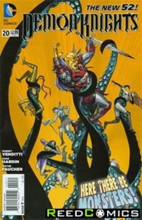 Demon Knights #20