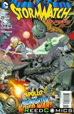 Stormwatch Volume 3 #20