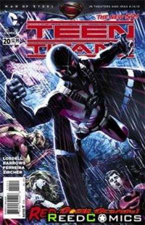 Teen Titans Volume 4 #20