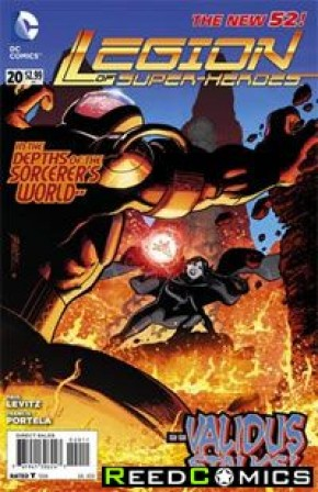 Legion of Super Heroes Volume 7 #20