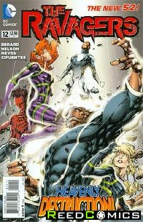 The Ravagers #12