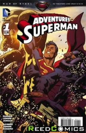 Adventures of Superman Volume 2 #1