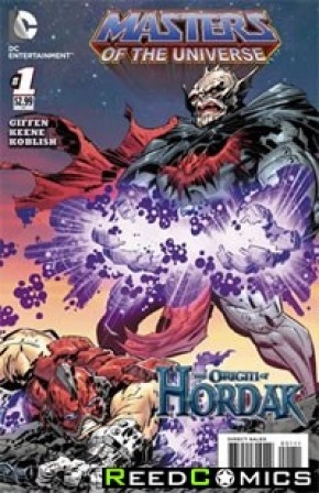 Masters of the Universe The Origin of Hordak One Shot