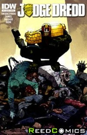 Judge Dredd Volume 4 #7