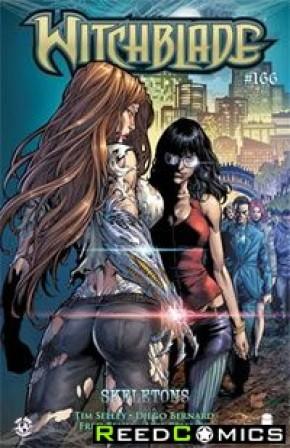 Witchblade #166