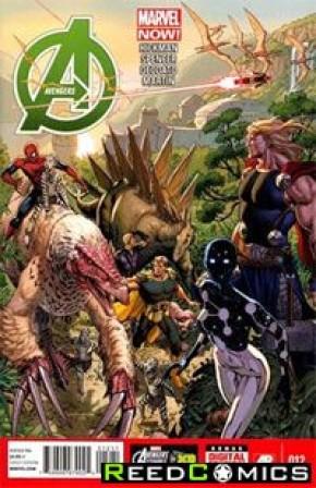 Avengers Volume 5 #12