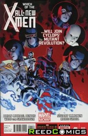 All New X-Men #11