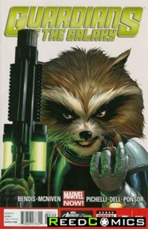 Guardians of the Galaxy Volume 3 #3