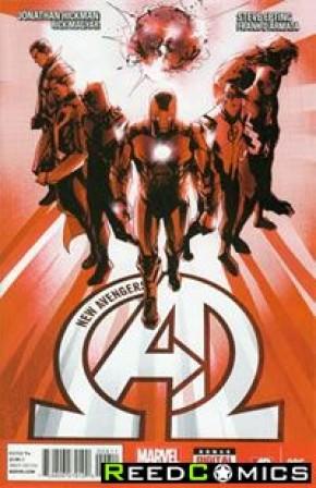 New Avengers Volume 3 #6