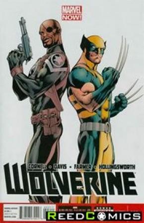 Wolverine Volume 5 #3