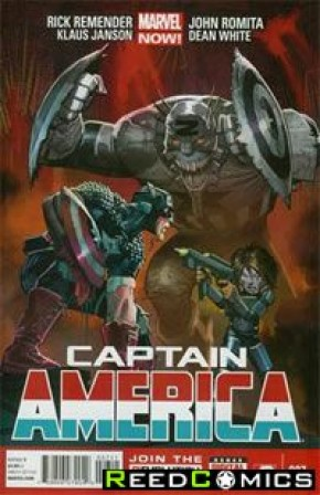 Captain America Volume 7 #7
