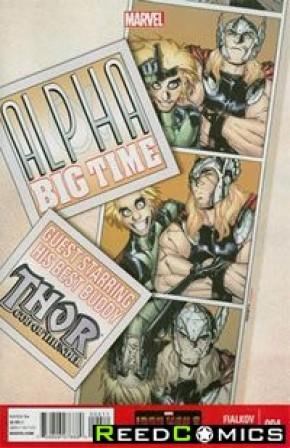 Alpha Big Time #4