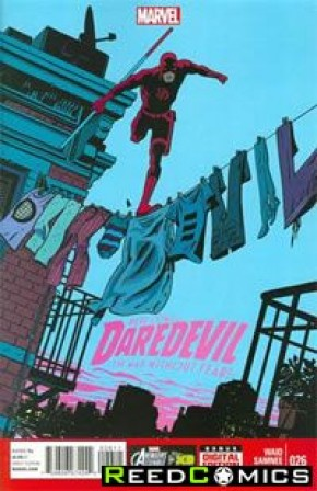 Daredevil Volume 3 #26