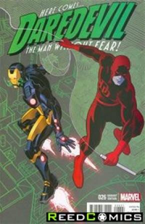 Daredevil Volume 3 #26 (Variant Cover)