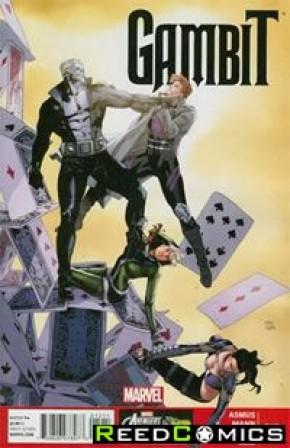 Gambit Volume 5 #12