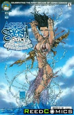 Aspen Splash 2013 Swimsuit Spectacular Anniversary Edition