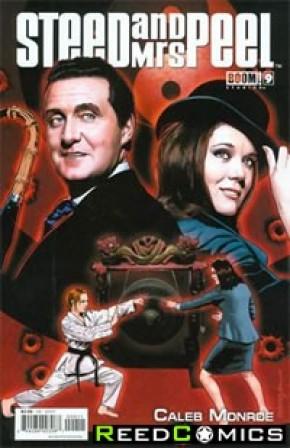 Steed and Mrs Peel Volume 2 #9